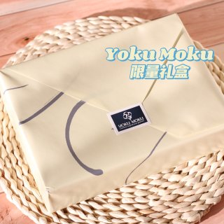 Yokumoku 春意限量礼盒/奶香控买...