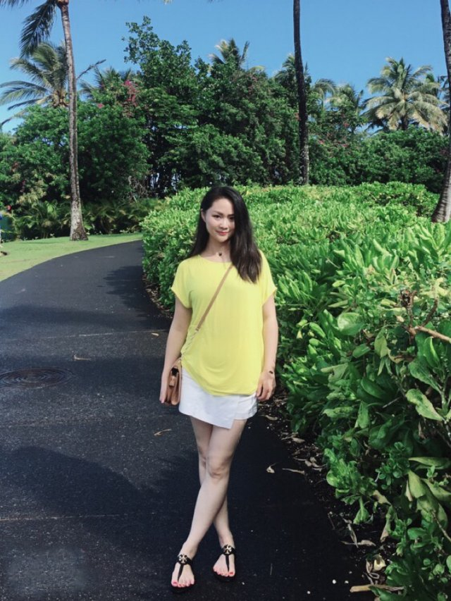 旅行穿搭 | 夏威夷🌈