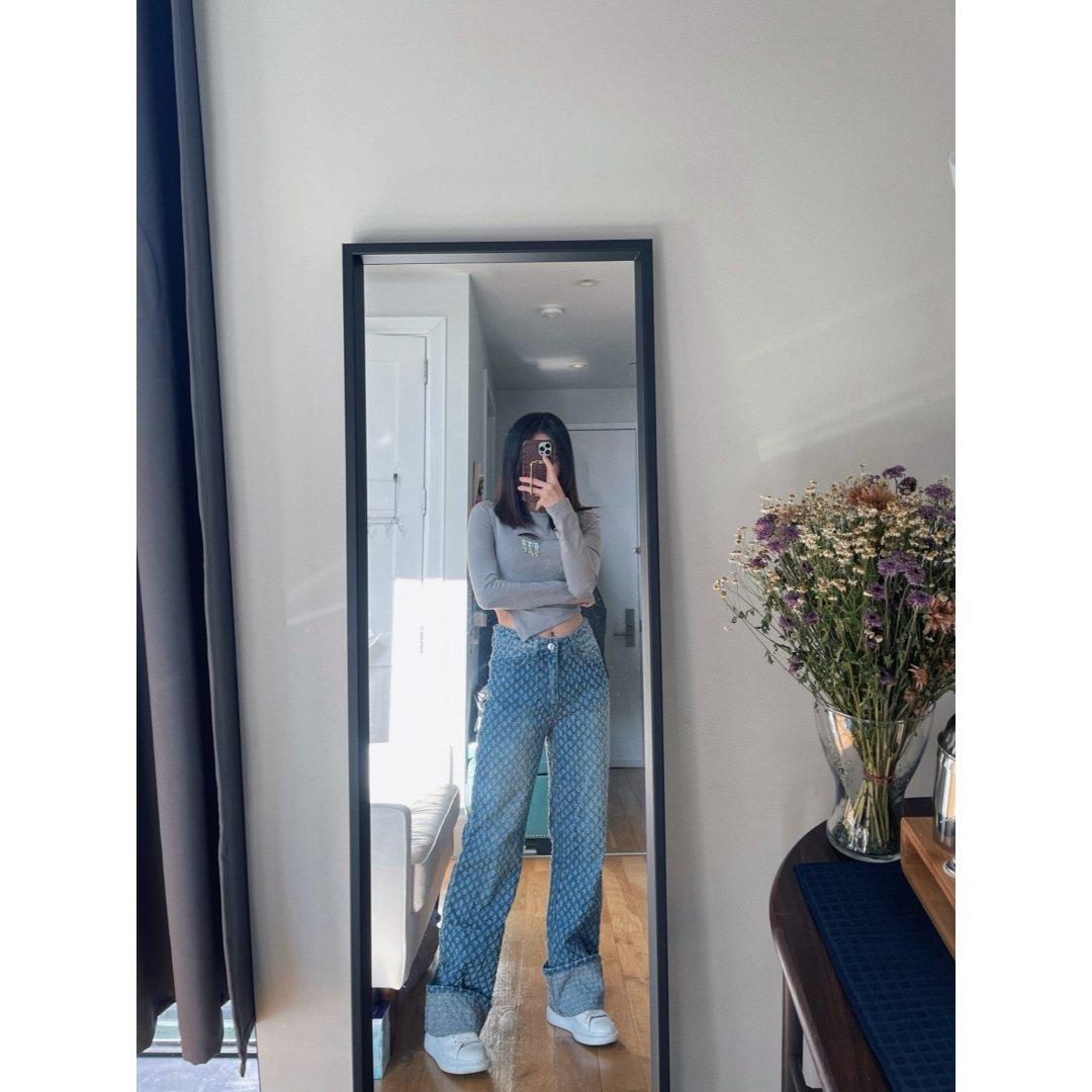 Y2K辣妹裤测评