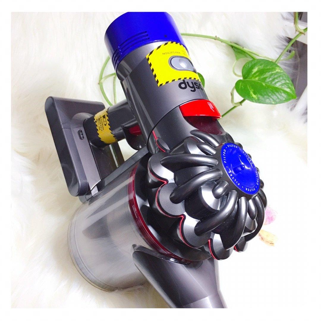 戴森吸尘器——相见恨晚的清洁利器