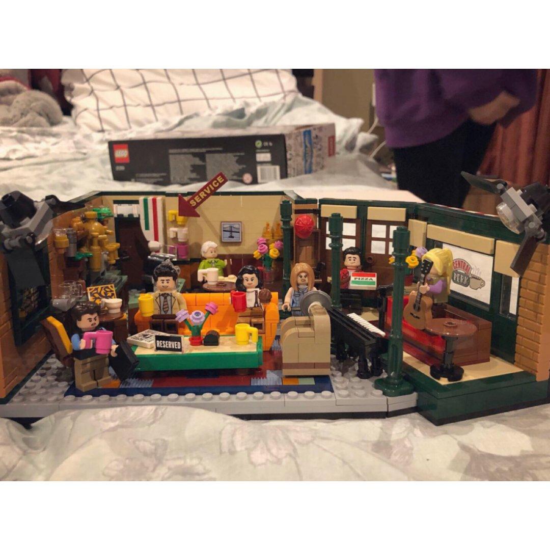 Lego x Friends25周...