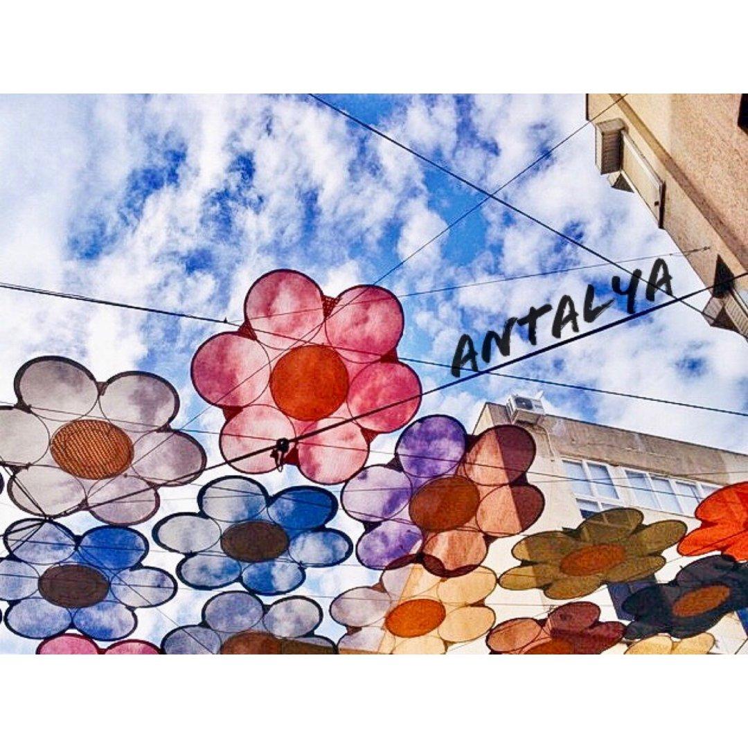 土耳其🇹🇷:安塔利亚是地中海的蓝色