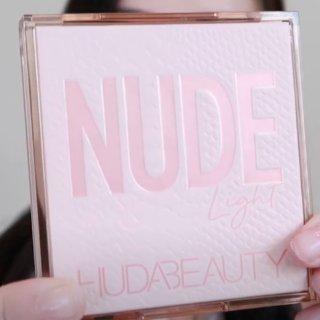 Huda beauty nude越看越好...