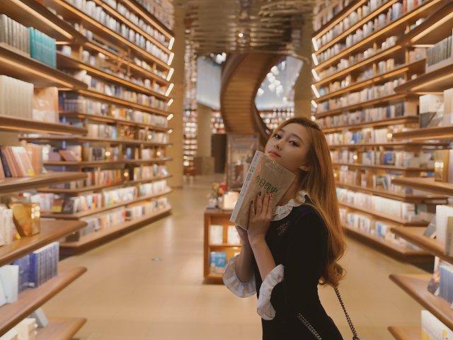 【吃喝玩】西安言几又,你会买一本纸📄书吗