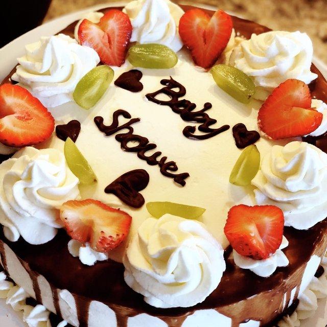 草莓蛋糕!巧克力纳许失败经验分享