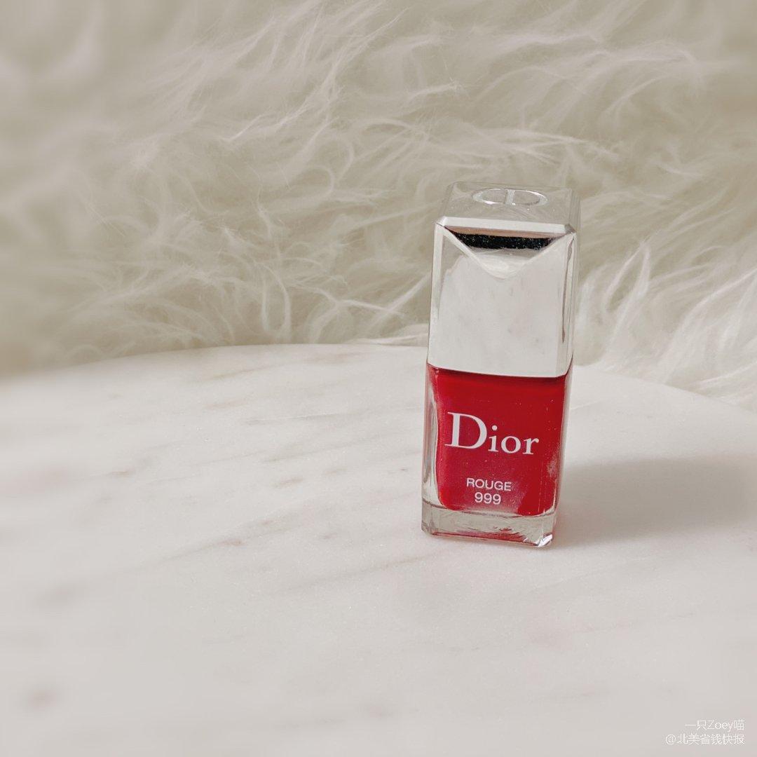 指甲油💅🏻 | Dior999