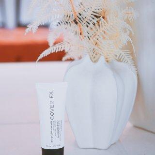 Cover FX 明星产品试用,我种草了定妆喷雾和妆前乳
