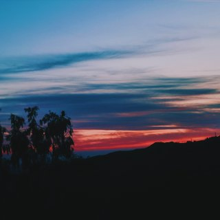 换种方式游LA:骑马上好莱坞山看日落...