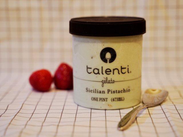 开心果口味冰激凌🍦它是我的开心果🤪