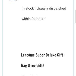 最近跟随大部队的 bug买的各大赠品...