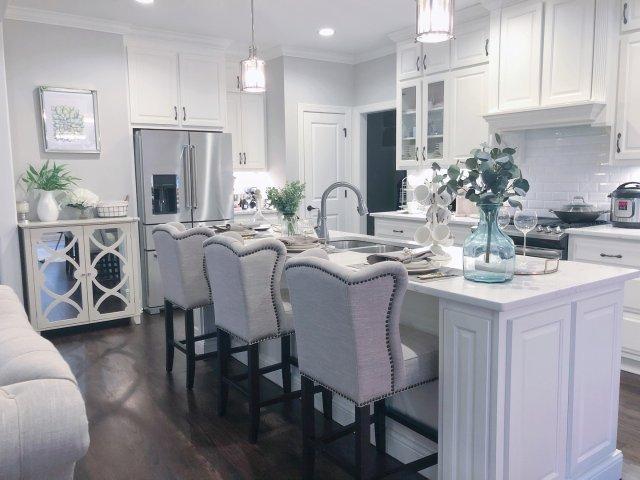 家居一角|美美滴白色系厨房