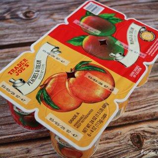 酸奶推荐   缺德舅超好吃的芒果🥭黄桃酸...