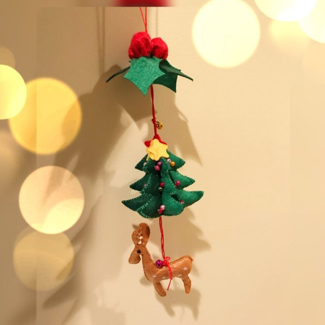 我的圣诞小装饰~<br /> 图一...