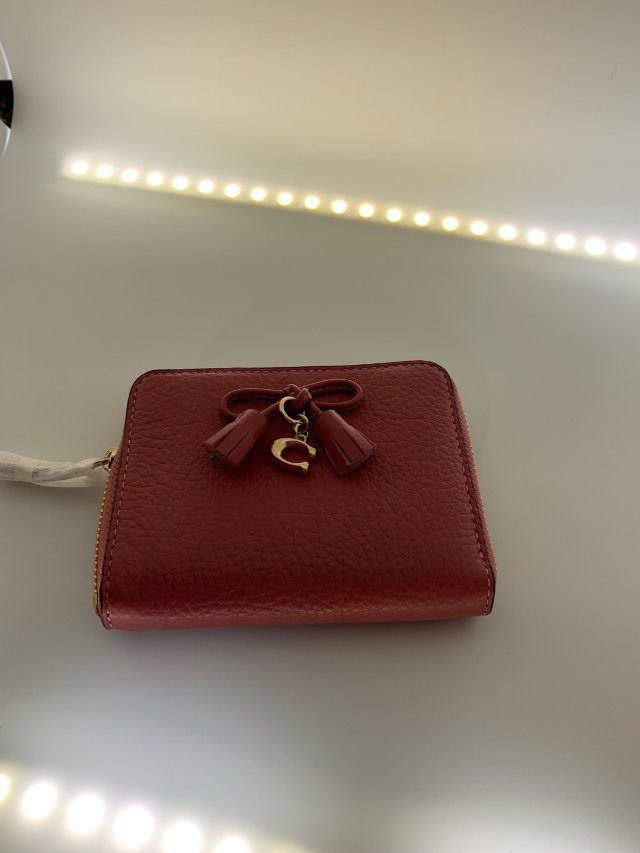 Mini coach wallet