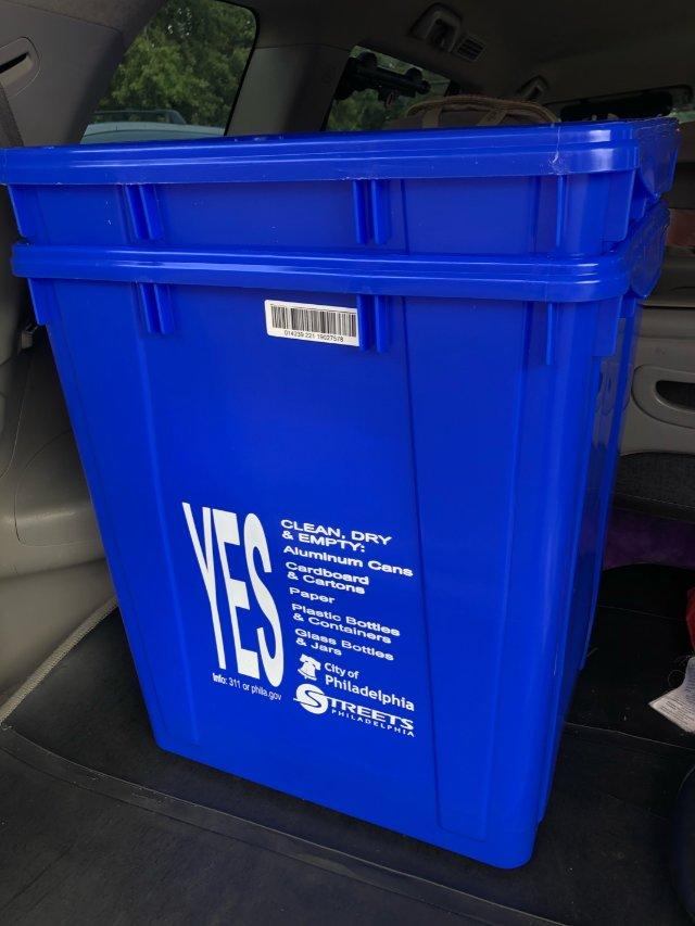 分类♻️回收桶