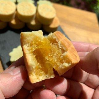夏日里的治愈系小可爱—凤梨酥🍍颜值控的最...