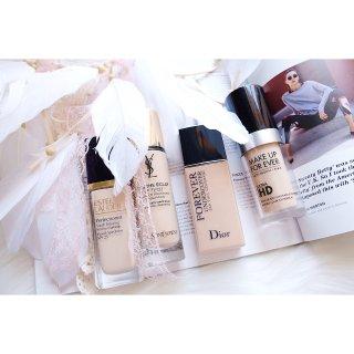 Estee Lauder 雅诗兰黛,YSL Beauty 圣罗兰美妆,Dior Beauty,Make Up For Ever 浮生若梦