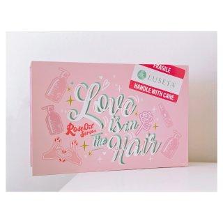 Luseta Beauty   满满爱意的玫瑰🌹洗护礼盒