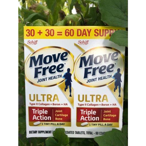 Move Free Ultra 加强型 非变性二型胶原蛋白