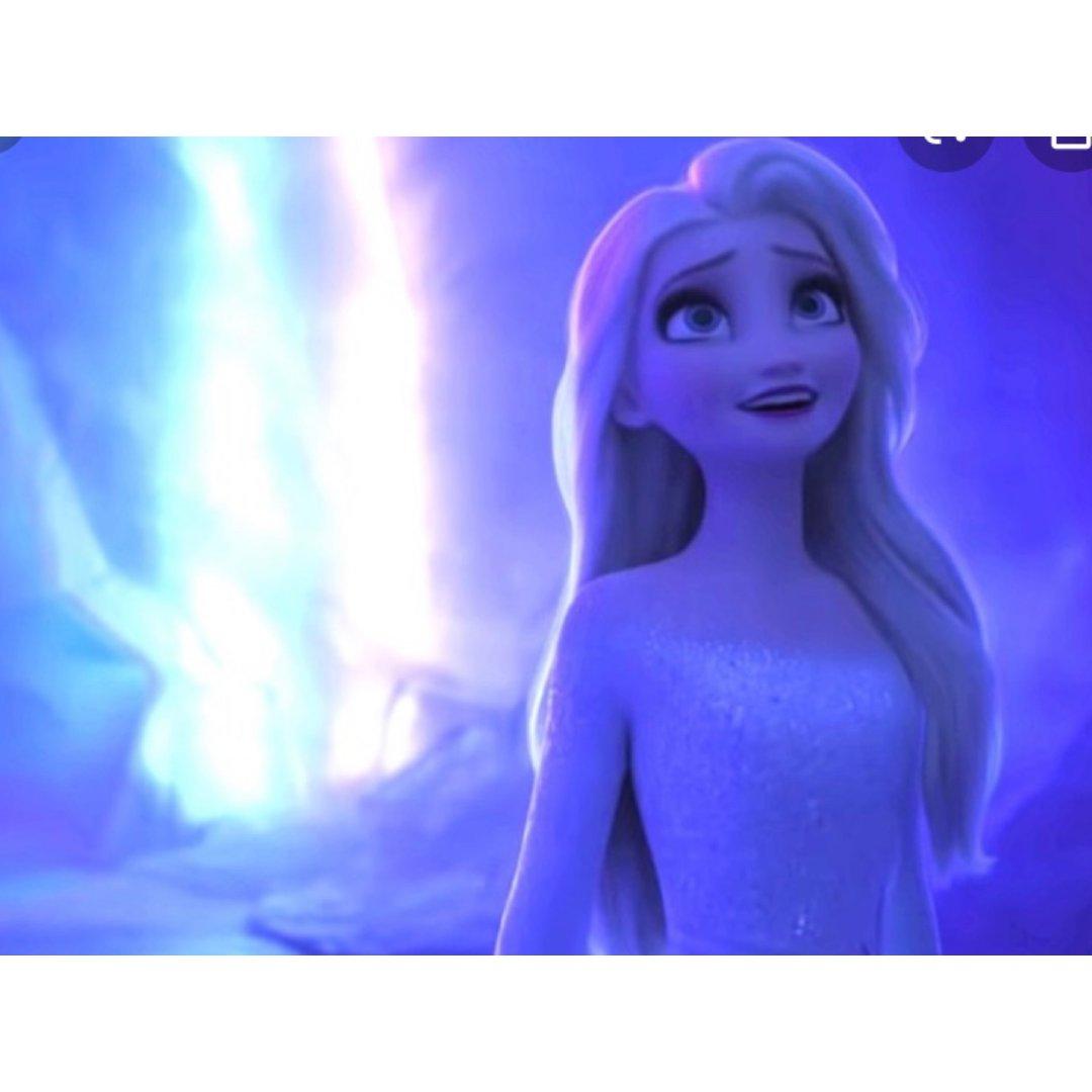 Frozen 2也超好看的吖🍧