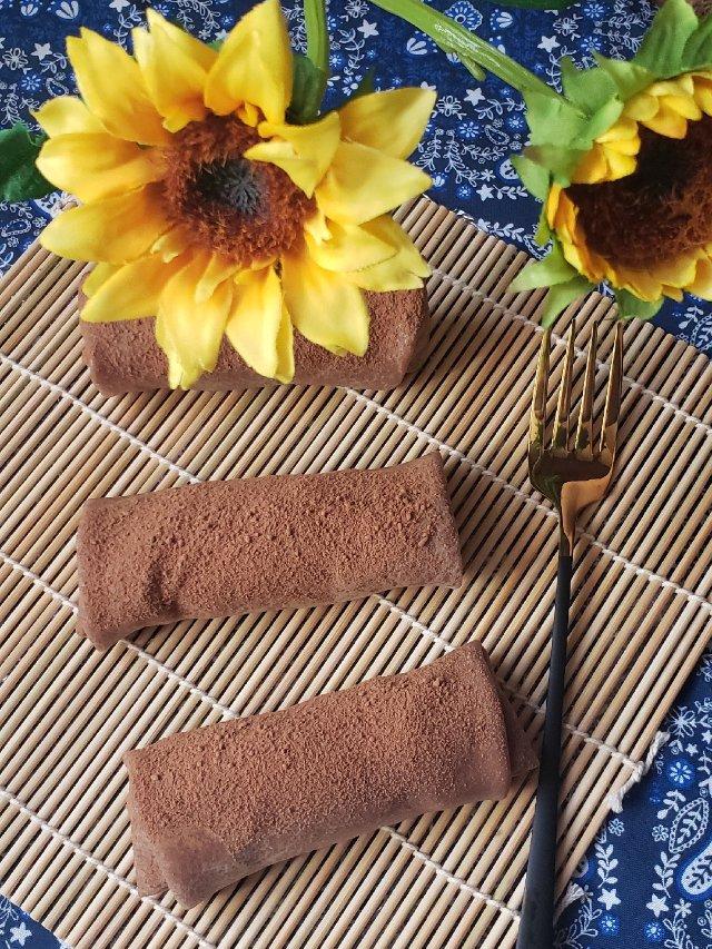 甜品不能少之---巧克力可丽饼