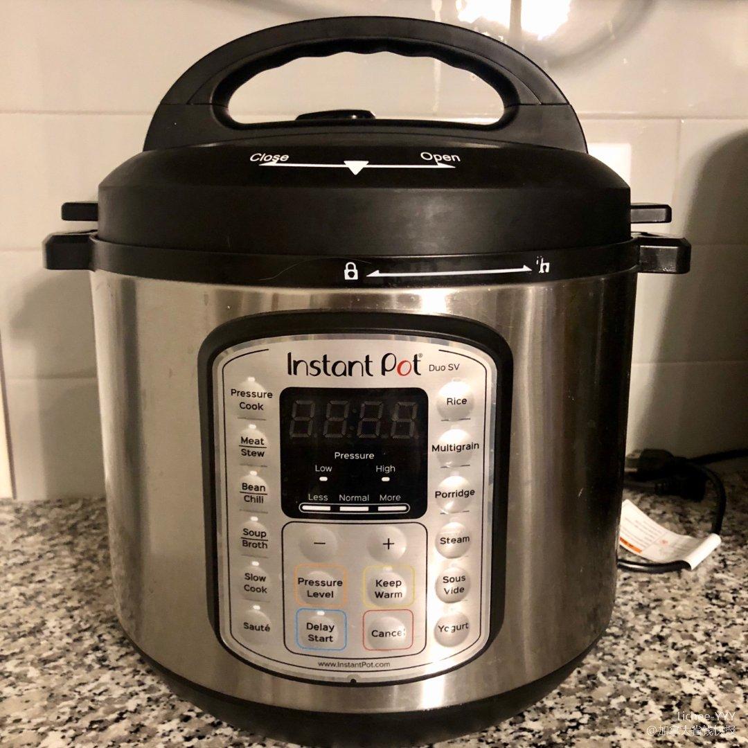 有了Instant Pot.🍳厨房...