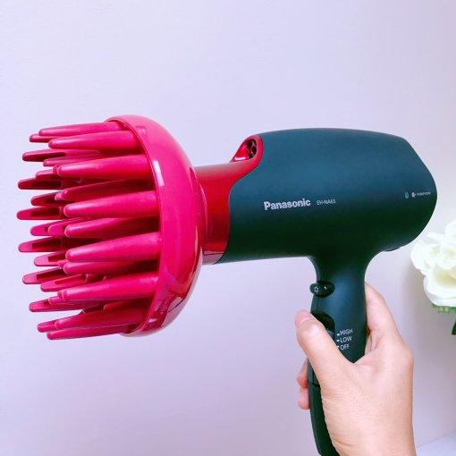 纳米水离子吹风机,给头发也做个SPA
