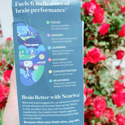 【微众测】拒绝一孕傻三年|Neuriva脑部保健品帮到你