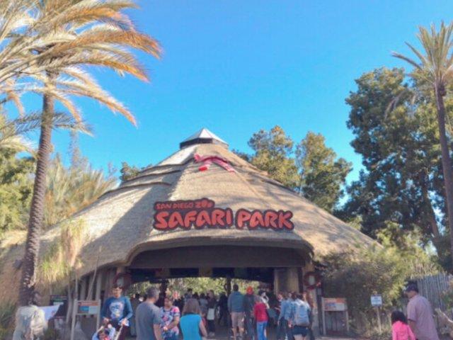 景点推荐·Safari Park Zoo