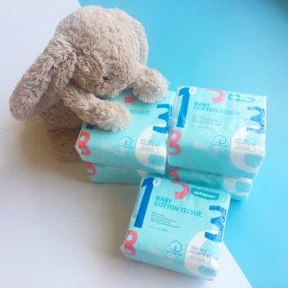 微众测winner婴儿柔巾,现已加入回购清单