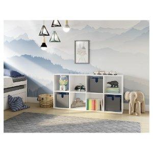 8-Cube Organizer Shelf 11