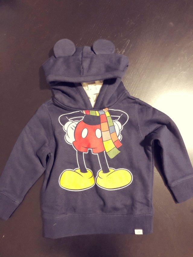 米奇老鼠衛衣 為迪斯尼準備