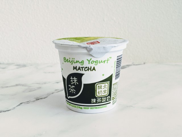 #酸奶控超市寻宝| 北京酸奶有抹茶...