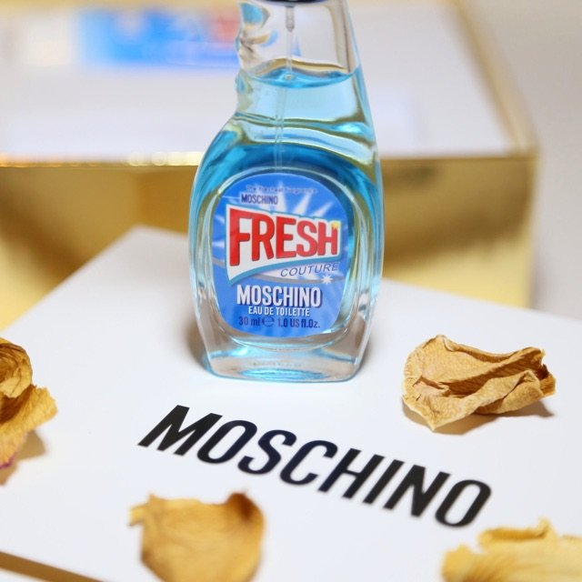 白菜价??Moschino香水+身...