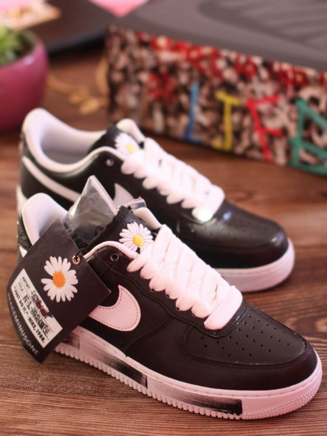 GD与Nike的火花  🌼Para...