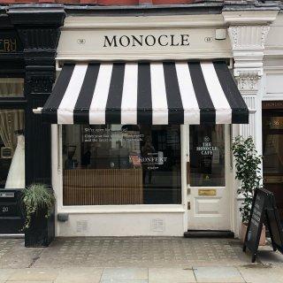 伦敦咖啡|超火的Monocle咖啡好喝...