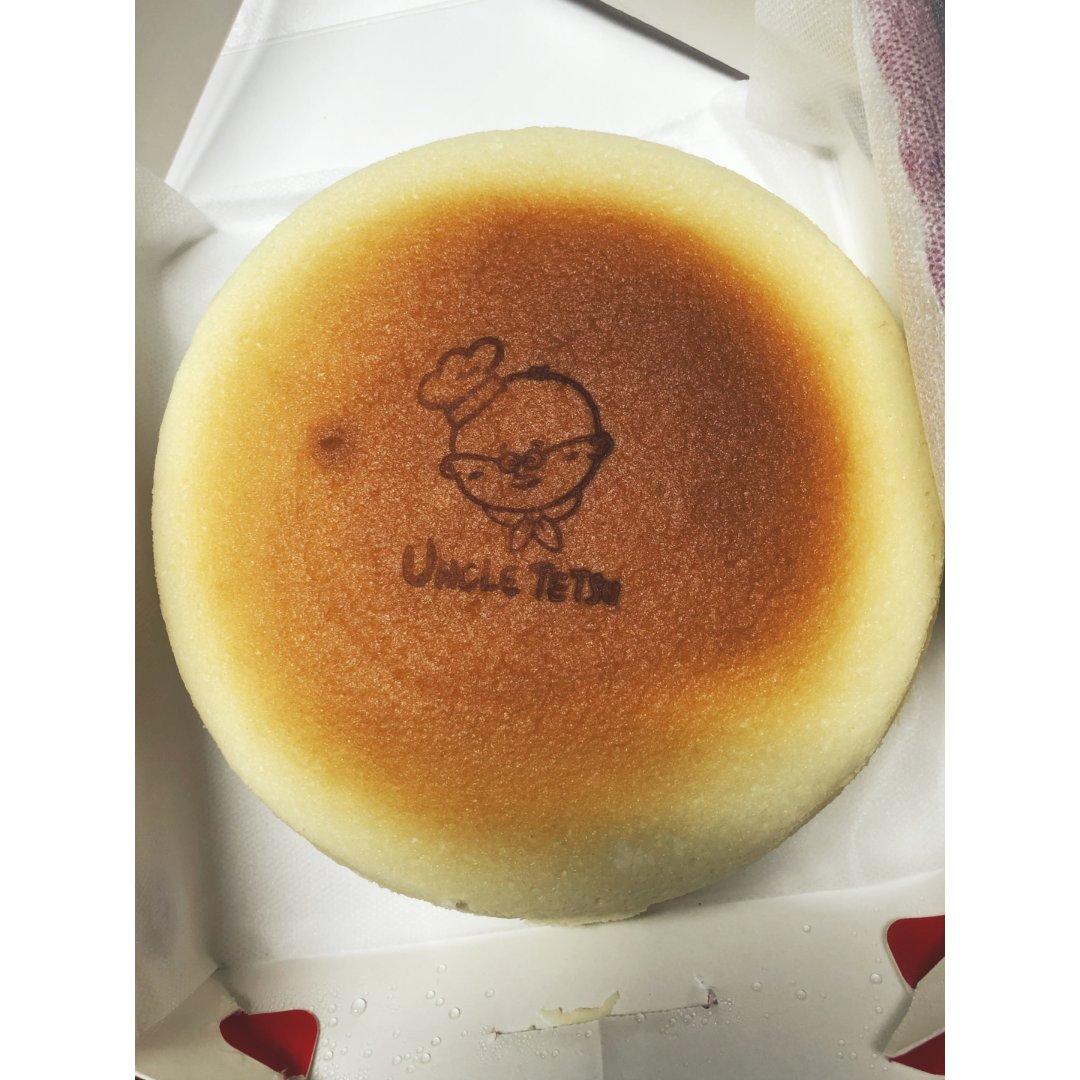 美味的日式芝士蛋糕