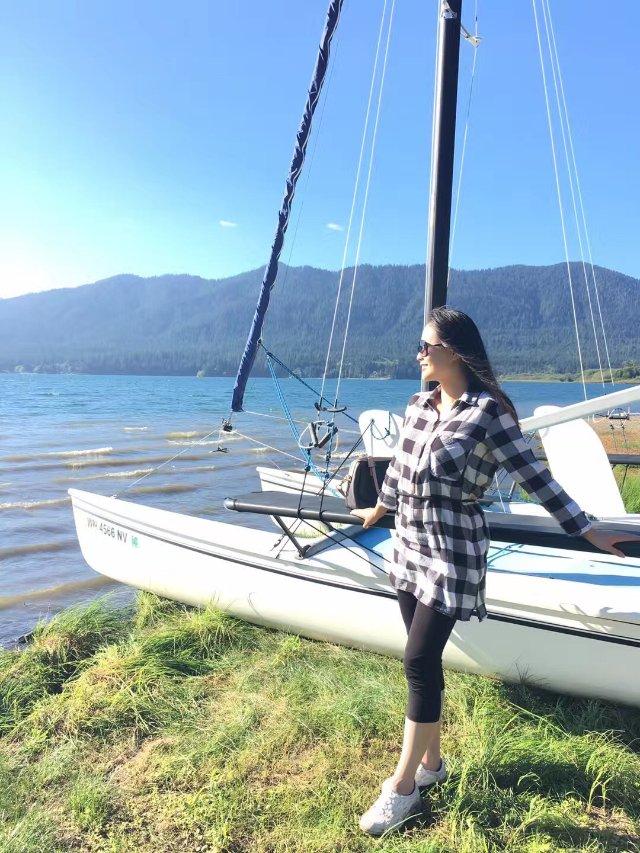 旅行的意义|Lake Quinau...