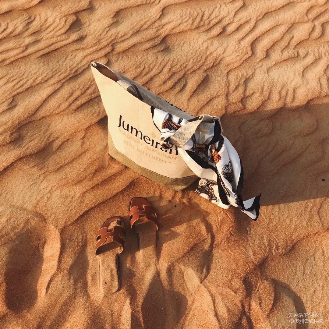 旅行要带它 | 丝巾与沙漠就是绝配~