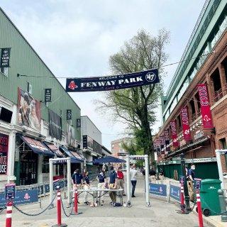 波士頓芬威球場|參加戶外畢業典禮體驗分享...