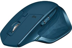 $88Logitech MX Master 2S Wireless Mouse with Cross-Computer Control for Mac and Windows, Midnight Teal