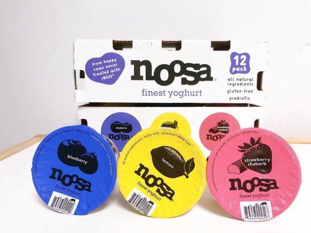 最好吃的酸奶【Noosa 酸奶】