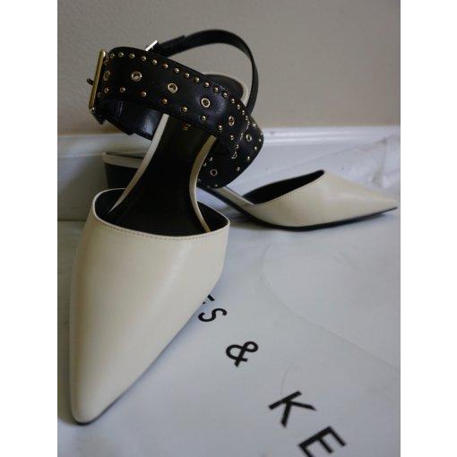 网红鞋| 小CK百搭粗跟美鞋
