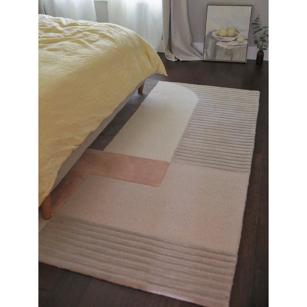🛏️卧室|也有新地毯了~💕