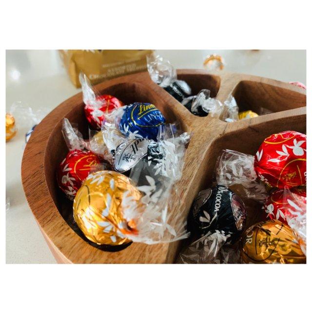 零食 瑞士莲软心巧克力