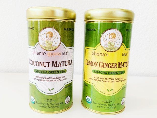 【绿茶包】好味的圆形茶包!|椰子绿...