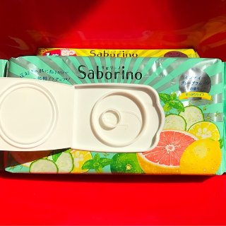 夏日肌肤,一片Saborino就搞定!