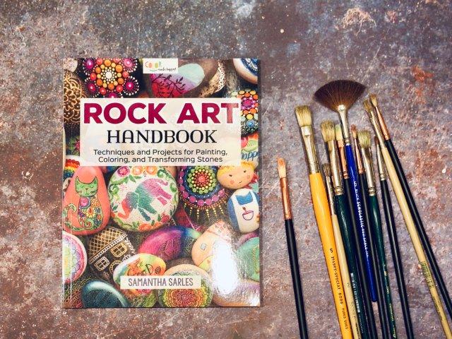 文艺类图书推荐(3) 和孩子一起画石头