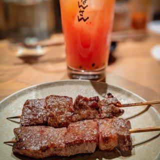 打卡日式烧烤Goryon San...