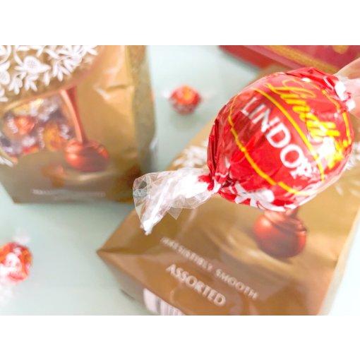 过节送礼|超值量贩瑞士莲软心松露巧克力